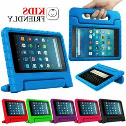 8 inch Kids EVA Handle Case Cover Stand For Amazon Fire HD 8
