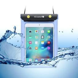 "8"" Tablet Waterproof Pouch Case For iPad Mini 4 2 Samsung Ga"