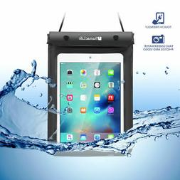 """8""""Waterproof Tablet Touch Screen Pouch Dry Bag Case for 7.9"""""""