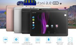 9.6'' Google Tablet PC Android 5.1 Quad Core 1+16GB 10 Inch