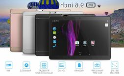 Yuntab 9.6 in HD Tablet PC WiFi 3G Google Android 5.1 16GB Q