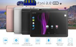 9.6 Inch Android 5.1 Tablet PC 2-in-1 Call Phone Phablet Qua