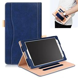 ANGELLA-M for Lenovo Tab 4 8 Case, with Multiple Viewing Ang
