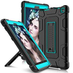 Elegant Choise Compatible With Fire HD 8 2018 Case, Fire 8 2