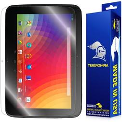 ArmorSuit Google Nexus 10 Screen Protector Max Coverage Mili