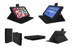"Azpen Universal Leather Case for Most 7"" Tablets Azpen A742"