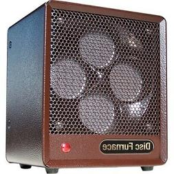Comfort Glow BDISC6 Original Brown Box Ceramic Disc Heater 5