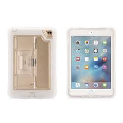 Griffin, iPad Mini 4 Case with Built-in Stand, Clear Survivo