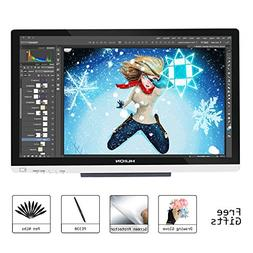 Huion 21.5 Inch Pen Display IPS Interactive Pen Monitor Grap