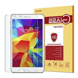 OMOTON Tempered Glass Screen Protector for Samsung Galaxy Ta