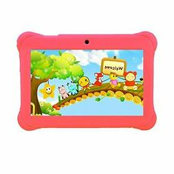 "Tagital® 7"" T7K Quad Core Android Kids Tablet, with Wifi an"
