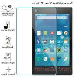 Tempered Glass Screen Cover Protection Case For Amazon Fire
