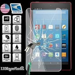 Tempered Glass Screen Protector For Amazon Kindle Fire HD 8