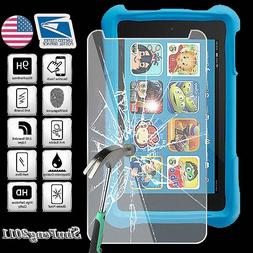 Tempered Glass Screen Protector For Amazon Kindle Fire Kids