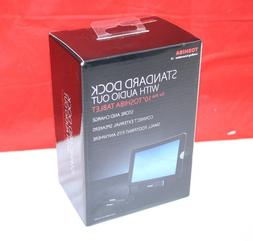 Toshiba Thrive Standard Dock with Audio Out for Tablet 10-In