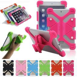 Adjustable Shockproof Silicone Case Cover Stand Kids Safe Fo