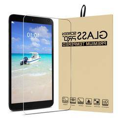 """For Alcatel 3T 8""""/A30 8.0"""" Tablet Tempered Glass Screen Prot"""