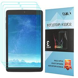 Alcatel A30 Tablet 8 inch Screen Protector, J&D Premium HD