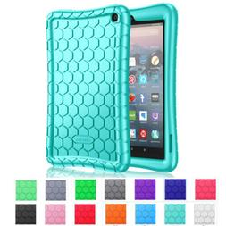 For All-New Amazon Fire 7 7-inch Tablet Soft Silicone Case A