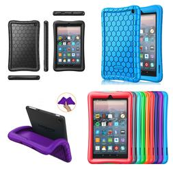 For All-New Amazon Fire 7 / HD 8 / HD 10 Tablet Shock Proof