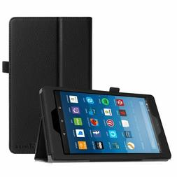 For All-New Amazon Fire HD 8 inch 8th Gen 2018 Tablet Folio
