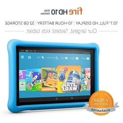 "All-New Fire HD 10 Kids Edition Tablet, 10.1"" 1080p Full HD"