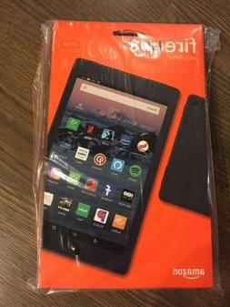 All New Amazon Kindle Fire HD 8 Tablet 16 GB  2018 8th Gen.