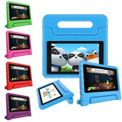 For Amazon Fire 7 2019 Tablet Case Stand Kids Friendly Non-t