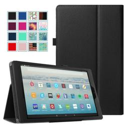 """For Amazon Fire HD 10 10.1"""" 5th Generation 2015 Tablet Folio"""