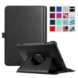 For Amazon Fire HD 8 8th Gen 2018 / 7th Gen 2017 Tablet Case