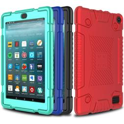 For Amazon Kindle Fire HD 8 /8+ /7 Tablet Case Hybrid Rugged
