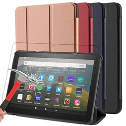 For Amazon Kindle Fire HD 8/8+ 2020 10th Gen Tablet Case Cov