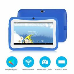 Android 7INCH HD 8GB Kids Tablet PC Quad-core Bundle Case FO