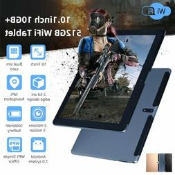 """Android WiFi 10.1"""" Tablet 10+512GB Pad 10Core Dual Game Phon"""