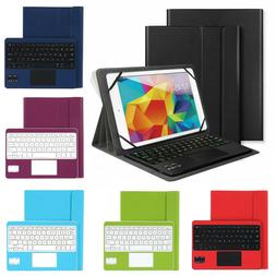 """Android Windows Tablet 9.6"""" -10.6"""" Stand Case with Touchpad"""