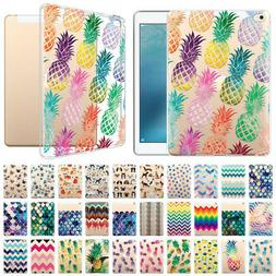 For Apple iPad Air 2 Pineapple Clear Transparent Slim Soft T