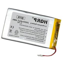 HQRP 2 Pack Battery compatible with Senn