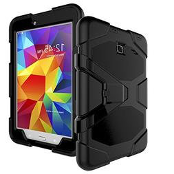 BAUBEY Case for Samsung Galaxy Tab E 8.0, Shockproof Rugged