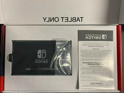 Brand new Nintendo Switch CONSOLE- TABLET ONLY V2 Upgraded B