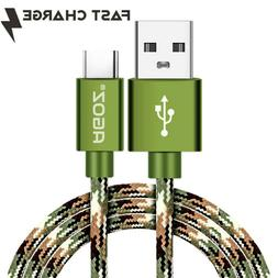 Camo Tactical USB-C Cable FAST Charging Charger Type-C Data