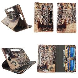 "Camo Tail Deer tablet case 7 inch for RCA Voyager 2 7"" 7inch"