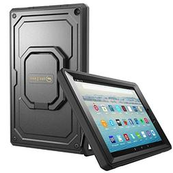 Fintie Case for All-New Amazon Fire HD 10 Tablet  -   Multi-