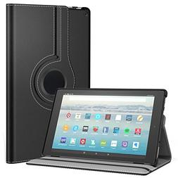 MoKo Case for All-New Amazon Fire HD 10 Tablet  - 360 Degree