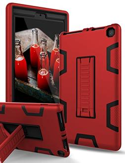 TIANLI All-New Amazon Kindle Fire HD 8 Tablet Case  - Sturdy