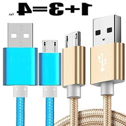 Charge Sync Data Micro USB Cable for Kindle, 5FT Fast High