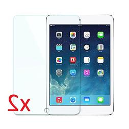 eTECH Collection 2 Piece of Premium Tempered Glass Screen Pr