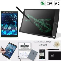 Electronic Digital Colorful LCD Writing Pad Tablet Drawing G