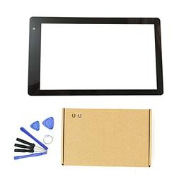 UoUo Digitizer Touch Screen Panel glass For RCA Voyager RCT6