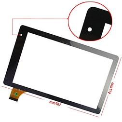 Touch Screen Digitizer Glass Replacement for 7 Inch RCA Voya