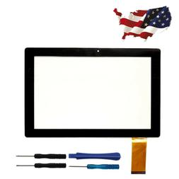 Digitizer Touch Screen Panel & Tools for Smartab ST1009X 10.